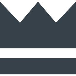 王冠のフリーアイコン素材 1 商用可の無料 フリー のアイコン素材をダウンロードできるサイト Icon Rainbow