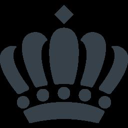 王冠のフリーアイコン素材 4 商用可の無料 フリー のアイコン素材をダウンロードできるサイト Icon Rainbow