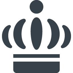 王冠のアイコン素材 16 商用可の無料 フリー のアイコン素材をダウンロードできるサイト Icon Rainbow