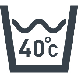 洗濯マークのアイコン素材 4 40 までok 商用可の無料 フリー のアイコン素材をダウンロードできるサイト Icon Rainbow