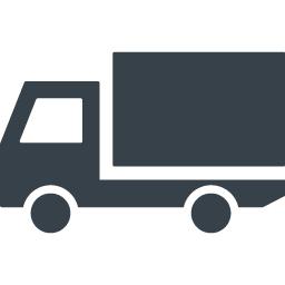 トラックのアイコンフリーアイコン素材 3 商用可の無料 フリー のアイコン素材をダウンロードできるサイト Icon Rainbow