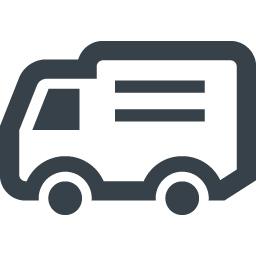 トラックのアイコン素材 9 商用可の無料 フリー のアイコン素材をダウンロードできるサイト Icon Rainbow