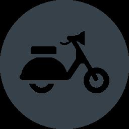 スクーターのアイコン素材 3 商用可の無料 フリー のアイコン素材をダウンロードできるサイト Icon Rainbow