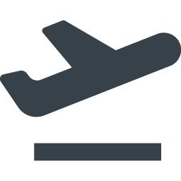 無料でダウンロードできる飛行機の離陸のアイコン素材 2 商用可の無料 フリー のアイコン素材をダウンロードできるサイト Icon Rainbow