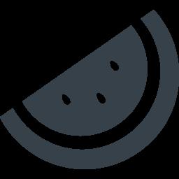 スイカのアイコン素材 商用可の無料 フリー のアイコン素材をダウンロードできるサイト Icon Rainbow