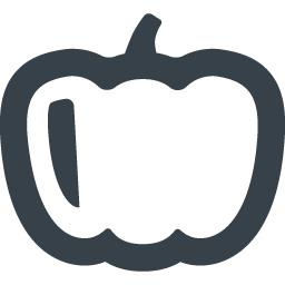 無料で使えるかぼちゃのアイコン素材 4 商用可の無料 フリー のアイコン素材をダウンロードできるサイト Icon Rainbow