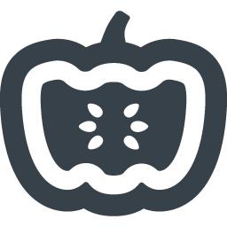 かぼちゃのイラストアイコン素材 5 商用可の無料 フリー のアイコン素材をダウンロードできるサイト Icon Rainbow