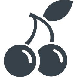 無料で使えるさくらんぼのアイコン素材 4 商用可の無料 フリー のアイコン素材をダウンロードできるサイト Icon Rainbow