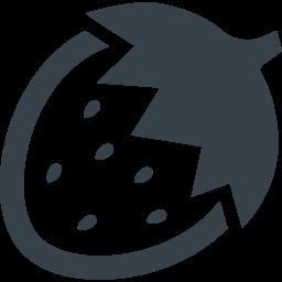 いちごのアイコン素材 4 商用可の無料 フリー のアイコン素材をダウンロードできるサイト Icon Rainbow