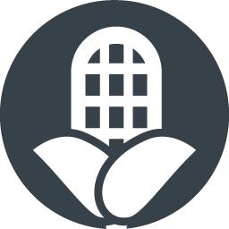 トウモロコシのイラストアイコン素材 3 商用可の無料 フリー のアイコン素材をダウンロードできるサイト Icon Rainbow