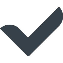 確認事項やアンケートで使えるチェックマークのアイコン素材 2 商用可の無料 フリー のアイコン素材をダウンロードできるサイト Icon Rainbow