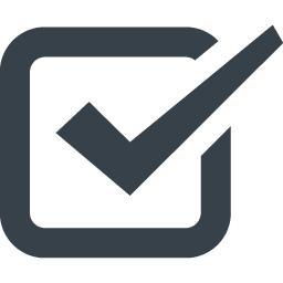 チェックマークのアイコン素材 7 商用可の無料 フリー のアイコン素材をダウンロードできるサイト Icon Rainbow