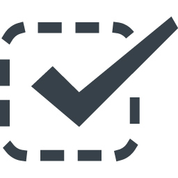 チェックマークのアイコン素材 12 商用可の無料 フリー のアイコン素材をダウンロードできるサイト Icon Rainbow