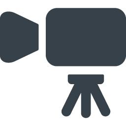 商用利用可のビデオカメラのアイコン素材 5 商用可の無料 フリー のアイコン素材をダウンロードできるサイト Icon Rainbow