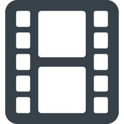 映画のフィルムのアイコン 1 商用可の無料 フリー のアイコン素材をダウンロードできるサイト Icon Rainbow