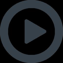 動画再生ボタンのアイコン 4 商用可の無料 フリー のアイコン素材をダウンロードできるサイト Icon Rainbow