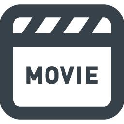 映画のアイコン素材 1 商用可の無料 フリー のアイコン素材をダウンロードできるサイト Icon Rainbow