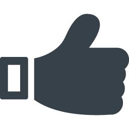 Facebookのいいね風 イラストアイコン素材 3 商用可の無料 フリー のアイコン素材をダウンロードできるサイト Icon Rainbow