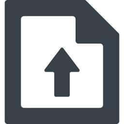 ファイルのアップロード アイコン素材 商用可の無料 フリー のアイコン素材をダウンロードできるサイト Icon Rainbow