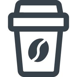 コーヒーなどのテイクアウトのカップのアイコン素材 3 商用可の無料 フリー のアイコン素材をダウンロードできるサイト Icon Rainbow