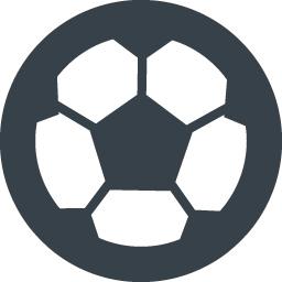 商用利用可能なサッカーボールのアイコン素材 2 商用可の無料 フリー のアイコン素材をダウンロードできるサイト Icon Rainbow