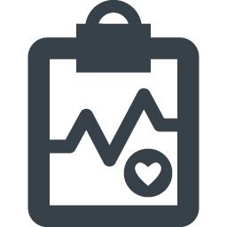 病院のカルテのイラストアイコン素材 4 商用可の無料 フリー のアイコン素材をダウンロードできるサイト Icon Rainbow