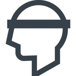 頭部のスキャンのアイコン素材 商用可の無料 フリー のアイコン素材をダウンロードできるサイト Icon Rainbow