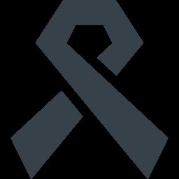 リボンのアイコン素材 1 商用可の無料 フリー のアイコン素材をダウンロードできるサイト Icon Rainbow