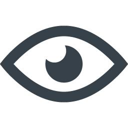 目のアイコン素材 1 商用可の無料 フリー のアイコン素材をダウンロードできるサイト Icon Rainbow
