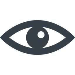 目のアイコン素材 3 商用可の無料 フリー のアイコン素材をダウンロードできるサイト Icon Rainbow
