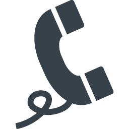 受話器のアイコン素材 5 商用可の無料 フリー のアイコン素材をダウンロードできるサイト Icon Rainbow
