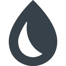 雨 しずくのアイコン素材 商用可の無料 フリー のアイコン素材をダウンロードできるサイト Icon Rainbow