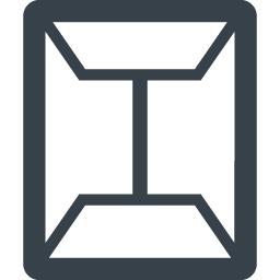 便箋 封筒のアイコン素材 2 商用可の無料 フリー のアイコン素材をダウンロードできるサイト Icon Rainbow