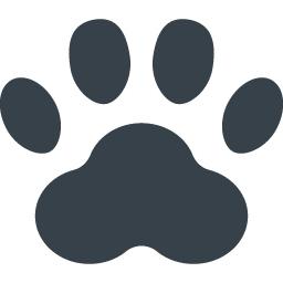 ネコの足跡の無料アイコン素材 商用可の無料 フリー のアイコン素材をダウンロードできるサイト Icon Rainbow
