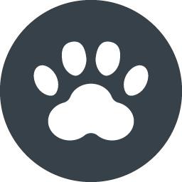 ネコの足跡の無料アイコン素材 4 商用可の無料 フリー のアイコン素材をダウンロードできるサイト Icon Rainbow