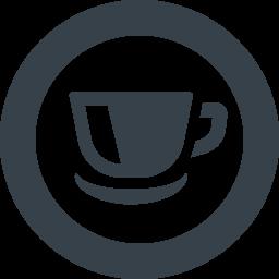 コーヒーカップのアイコン素材 4 商用可の無料 フリー のアイコン素材をダウンロードできるサイト Icon Rainbow