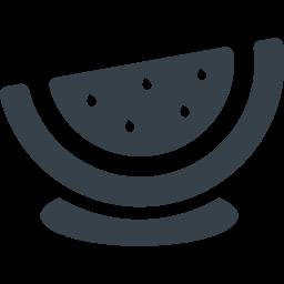 スイカのアイコン素材 3 商用可の無料 フリー のアイコン素材をダウンロードできるサイト Icon Rainbow