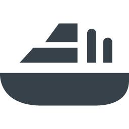 船のアイコン素材 2 商用可の無料 フリー のアイコン素材をダウンロードできるサイト Icon Rainbow