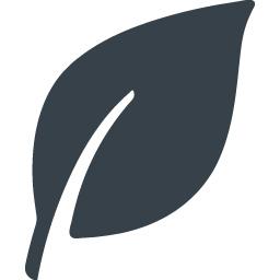エコや環境系の素材として使える葉っぱのアイコン素材 3 商用可の無料 フリー のアイコン素材をダウンロードできるサイト Icon Rainbow