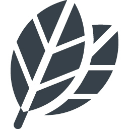 葉っぱのアイコン素材 11 商用可の無料 フリー のアイコン素材をダウンロードできるサイト Icon Rainbow