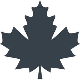 楓の葉っぱのアイコン素材 2 商用可の無料 フリー のアイコン素材をダウンロードできるサイト Icon Rainbow