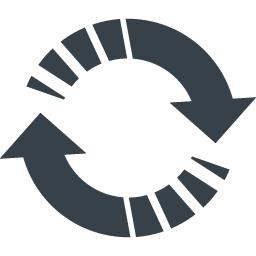 ローディング リロードのアイコン素材 1 商用可の無料 フリー のアイコン素材をダウンロードできるサイト Icon Rainbow