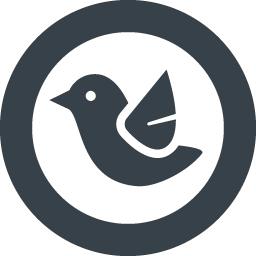 鳥のイラストアイコン素材 2 商用可の無料 フリー のアイコン素材をダウンロードできるサイト Icon Rainbow