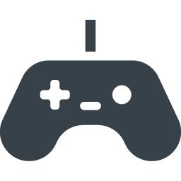 ゲームのコントローラーのアイコン素材 5 商用可の無料 フリー のアイコン素材をダウンロードできるサイト Icon Rainbow