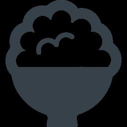 ごはんのイラストアイコン素材 1 商用可の無料 フリー のアイコン素材をダウンロードできるサイト Icon Rainbow