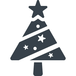 クリスマスツリーのアイコン素材 商用可の無料 フリー のアイコン素材をダウンロードできるサイト Icon Rainbow