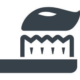 歯ブラシのイラストアイコン素材 9 商用可の無料 フリー のアイコン素材をダウンロードできるサイト Icon Rainbow