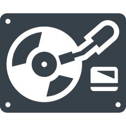 ターンテーブルのイラストアイコン素材 3 商用可の無料 フリー のアイコン素材をダウンロードできるサイト Icon Rainbow