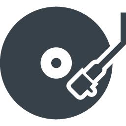 レコードのフリーアイコン素材 1 商用可の無料 フリー のアイコン素材をダウンロードできるサイト Icon Rainbow