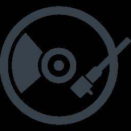 無料でダウンロードできるレコードのフリーアイコン素材 2 商用可の無料 フリー のアイコン素材をダウンロードできるサイト Icon Rainbow
